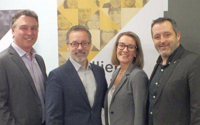 Conférence de Serge Beauchemin et Éric Bélanger : Un succès pour la Zone entrepreneuriale