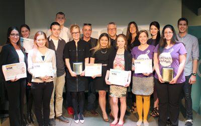 Le concours entrepreneuriale Vise dans le mille remet plus de 28 000 $ en bourses et en services
